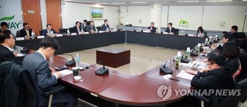 정만기 산업부 차관, '제2차 전안법 협의회' 주재